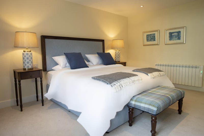 Luxury bedroom suite accommodation in Bantry, West Cork